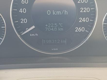 Mercedes-Benz E 240 2004 года за 3 200 000 тг. в Актау – фото 6