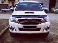 Toyota Hilux 2015 аренда в Атырау