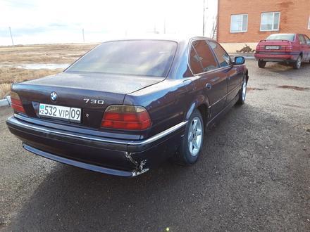 BMW 730 1994 года за 1 350 000 тг. в Караганда – фото 5
