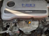Двигатель контрактный на Ниссан Альмера Тино 1.8См в наличии за 160 000 тг. в Алматы