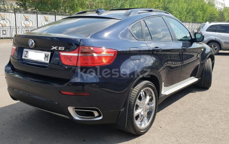 BMW X6 2010 года за 9 700 000 тг. в Нур-Султан (Астана)