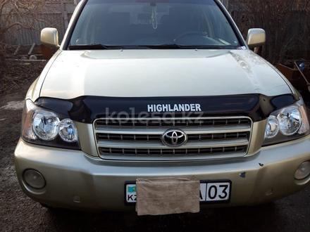 Toyota Highlander 2000 года за 4 100 000 тг. в Кокшетау – фото 7