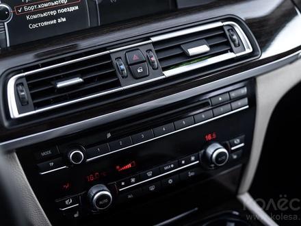 BMW 740 2009 года за 7 500 000 тг. в Шымкент – фото 14
