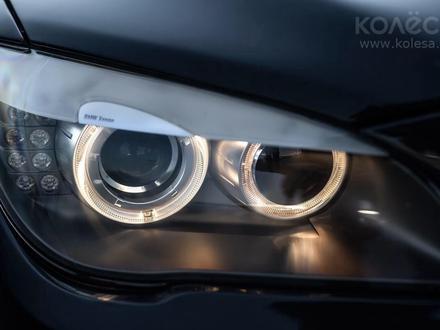 BMW 740 2009 года за 7 500 000 тг. в Шымкент – фото 20
