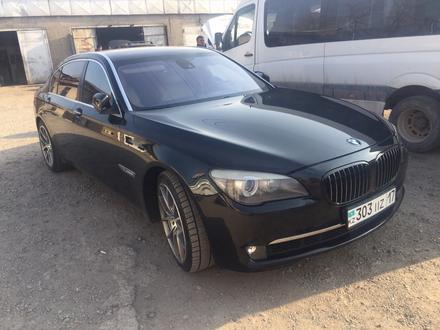 BMW 740 2009 года за 7 500 000 тг. в Шымкент – фото 4