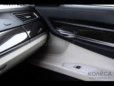 BMW 740 2009 года за 7 500 000 тг. в Шымкент – фото 8