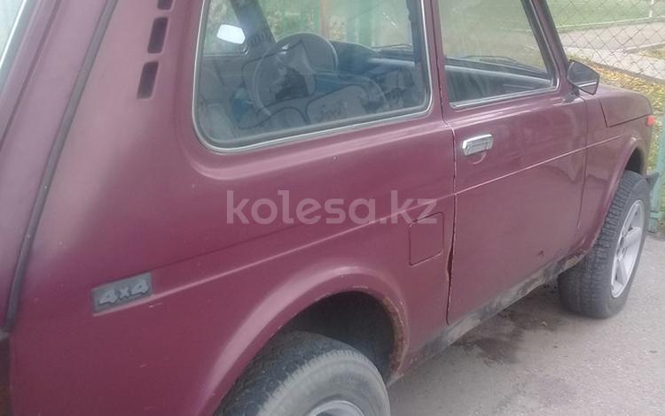 ВАЗ (Lada) 2121 Нива 2004 года за 750 000 тг. в Костанай