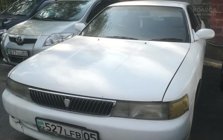 Toyota Chaser 1995 года за 1 000 000 тг. в Алматы