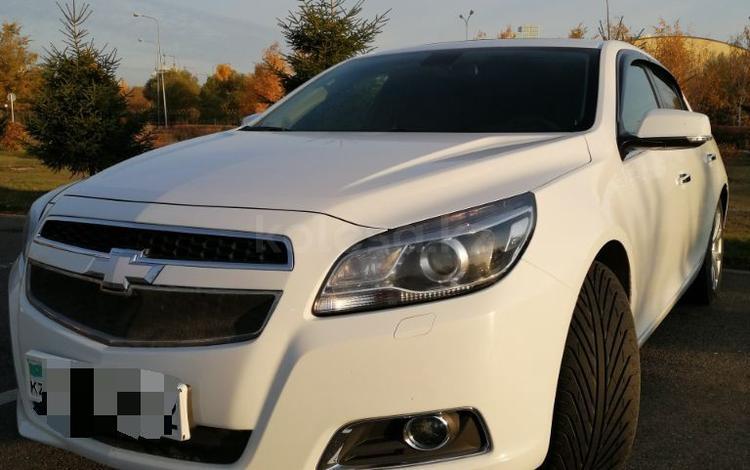 Chevrolet Malibu 2014 года за 5 700 000 тг. в Нур-Султан (Астана)