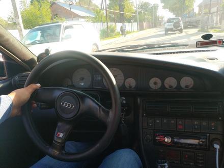 Audi S6 1992 года за 2 200 000 тг. в Алматы – фото 3
