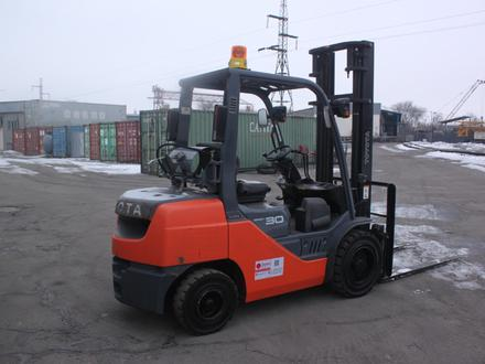 Toyota  8FG30/ 3 тонны, 4 метра, автомат 2014 года за 1 тг. в Алматы – фото 6
