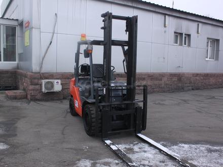 Toyota  8FG30/ 3 тонны, 4 метра, автомат 2014 года за 1 тг. в Алматы – фото 8