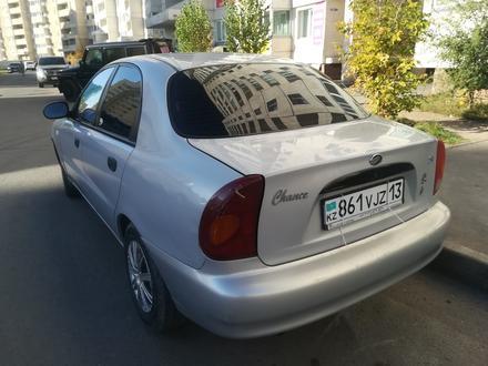 ЗАЗ Chance 2013 года за 980 000 тг. в Нур-Султан (Астана) – фото 5