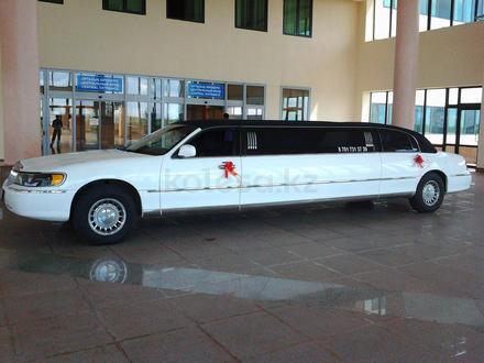 Lincoln Town Car 1999 года за 1 299 999 тг. в Нур-Султан (Астана)