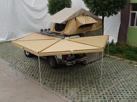Тент крыло на Volkswagen Amarok за 150 000 тг. в Алматы – фото 4