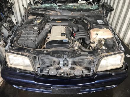 Двигатель 104 на мерседес! за 100 тг. в Алматы – фото 2