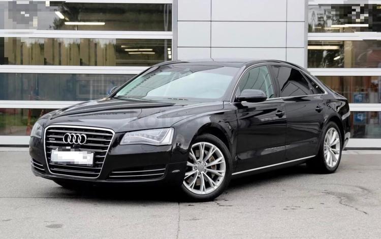 Audi A8 2011 года за 8 300 000 тг. в Алматы