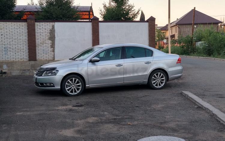 Volkswagen Passat 2012 года за 4 200 000 тг. в Уральск