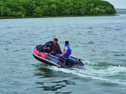 Лодка ПВХ полное… за 399 620 тг. в Балхаш – фото 5