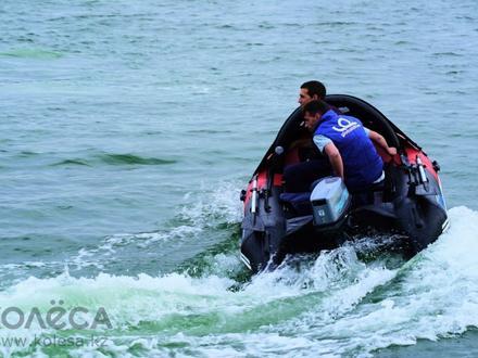 Лодка ПВХ полное… за 399 620 тг. в Балхаш – фото 7