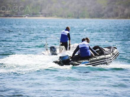 Лодка ПВХ полное… за 399 620 тг. в Балхаш – фото 9