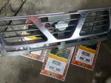 Решетка радиатора ниссан патрол Y61 за 16 000 тг. в Актобе