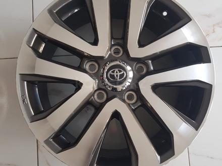 R20 диски на Toyota Land Cruiser 200 5*150 executive lounge Excalibur за 300 000 тг. в Караганда – фото 13