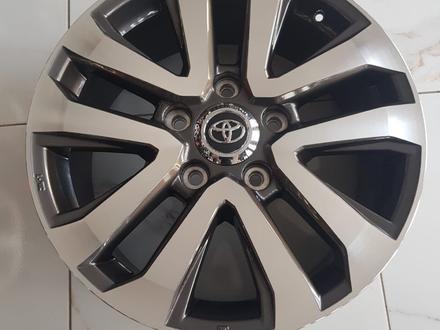 R20 диски на Toyota Land Cruiser 200 5*150 executive lounge Excalibur за 300 000 тг. в Караганда – фото 3
