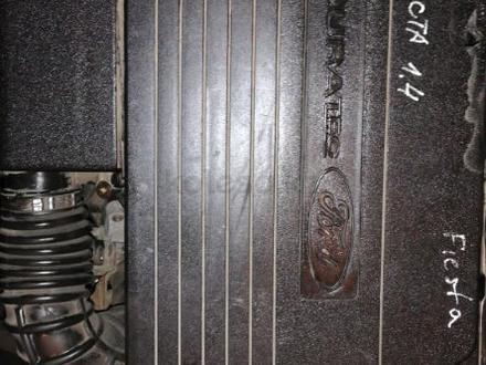 Двигатель привозной 1.4 на Форд Фиеста, Фьюжин из Европы за 250 000 тг. в Алматы – фото 2