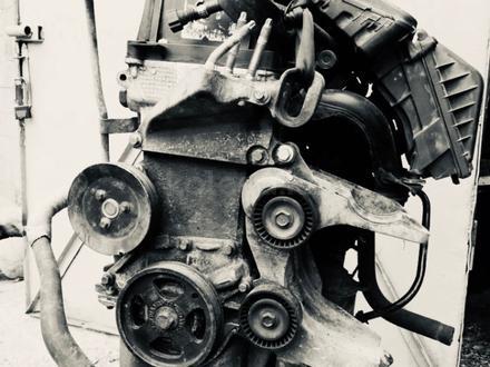 Двигатель привозной 1.4 на Форд Фиеста, Фьюжин из Европы за 250 000 тг. в Алматы – фото 4