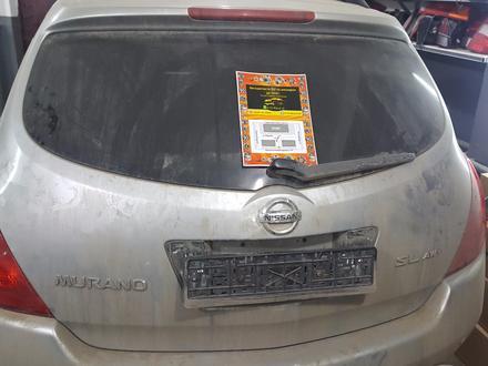 Крышка багажника ниссан мурано (без стекла) за 35 000 тг. в Актобе