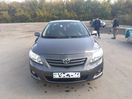 Toyota Corolla 2007 года за 3 350 000 тг. в Усть-Каменогорск – фото 5