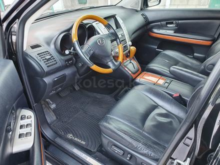 Lexus RX 400h 2008 года за 6 300 000 тг. в Караганда – фото 6