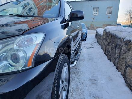 Lexus RX 400h 2008 года за 6 300 000 тг. в Караганда – фото 8