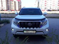 Toyota Land Cruiser Prado 2016 года за 14 500 000 тг. в Актобе