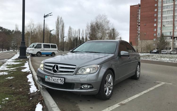 Mercedes-Benz C 180 2009 года за 4 300 000 тг. в Усть-Каменогорск