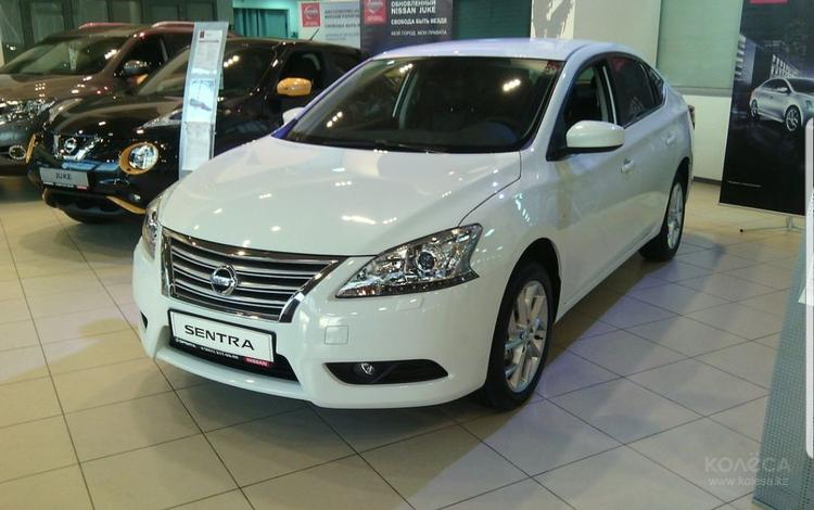 Nissan Sentra 2014 года за 10 000 тг. в Нур-Султан (Астана)