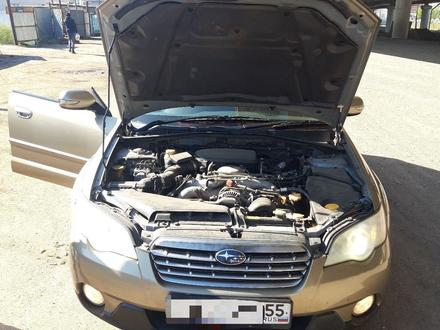 Subaru Outback 2007 года за 2 400 000 тг. в Нур-Султан (Астана) – фото 10