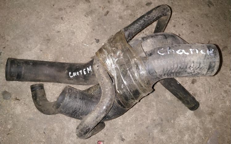 Патрубки радиатора и охлаждения на ЗАЗ Шанс ZAZ Chance оригинал за 3 000 тг. в Алматы