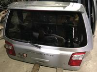 Крышка багажника Subaru Forester SF за 35 000 тг. в Алматы