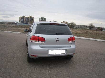 Volkswagen Golf 2013 года за 4 100 000 тг. в Рудный – фото 8