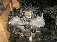 Двигатель мотор VK56, без навесного на Infinity qx56 armada за 820 тг. в Алматы