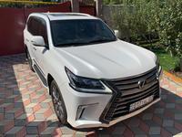 Lexus LX 570 2016 года за 34 700 000 тг. в Алматы