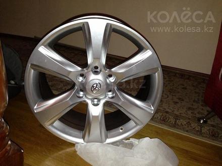 Новые диски R18 за 150 000 тг. в Алматы – фото 2