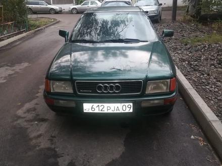 Audi 80 1991 года за 1 000 000 тг. в Караганда