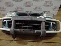 Ноускат (бампер передний в сборе) Mitsubishi Delica 4m40 pe8w за 110 000 тг. в Караганда