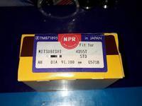 Mitsubishi запчасти двигатель (поршневые кольца) 4d56t за 21 000 тг. в Алматы