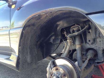 Подкрылки увеличенные Land Cruiser 100, 105, Lexus LX 470 за 33 500 тг. в Усть-Каменогорск – фото 4