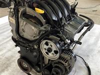 Двигатель Renault Logan, Lada Largus, 1.6 k4m за 280 000 тг. в Костанай