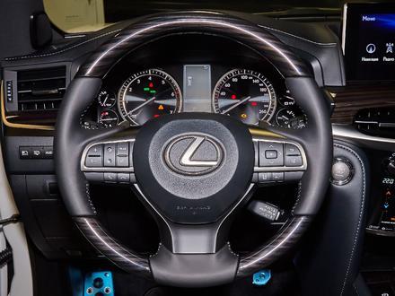 Lexus LX 570 2019 года за 41 961 000 тг. в Самара – фото 13